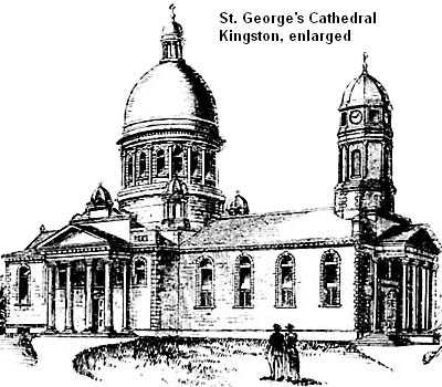 St Georges Cathedral, Kingston, Ontario